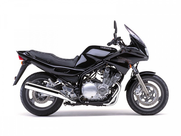 Yamaha XJ 400 S Diversion