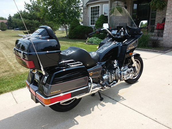 Honda GL 1200 Gold Wing